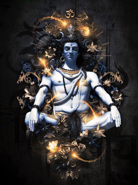 ป กพ นโดย Vikas S Khating ใน Shiva เทพเจ าอ นเด ย พระศ วะ พระพ ทธเจ า