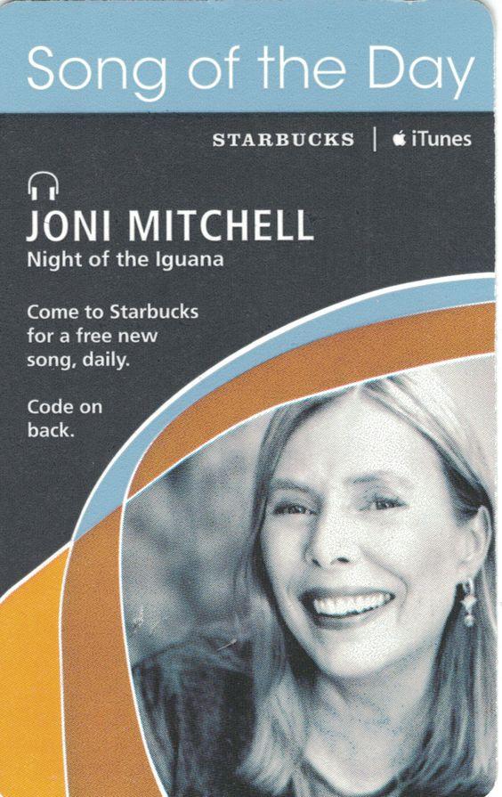 Joni Mitchell-Night of the Iguana Code Expiration Date December 31, 2007