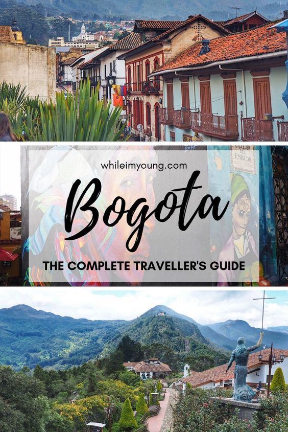 Cheap Safe Things To Do In Bogota Colombia Latin America