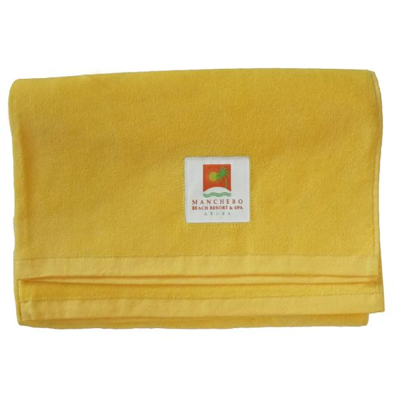 Beach Towel...Towel: premium, hemmed, 100% cotton, terry velour fabric.