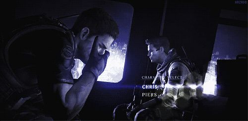 Chris Redfield gifs - Yahoo Image Search Results