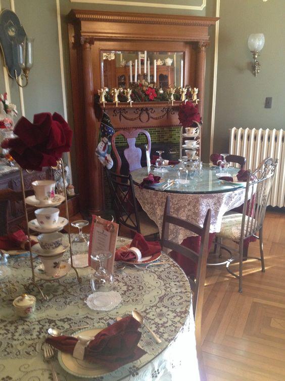 Market Tea Room Jersey