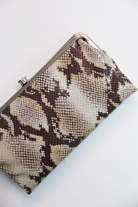 Sand Snake Hobo Wallet - The Rage - 1