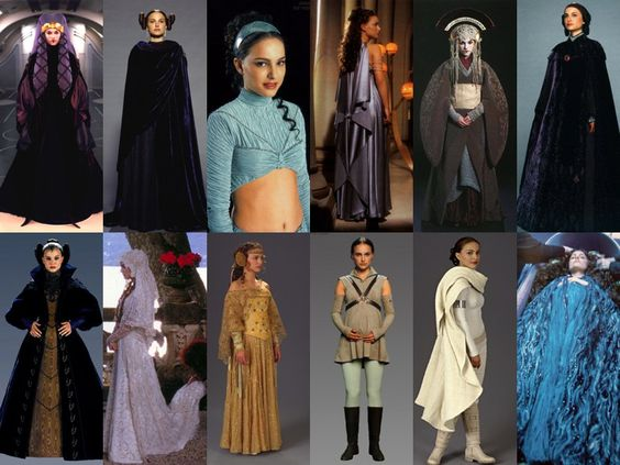 It's no secret that I love the Prequels, Padmé Amidala, and oh so much of her gorgeous wardrobe.  Therefore, it was inevitable that I would decided to torture myself by making myself rank all…