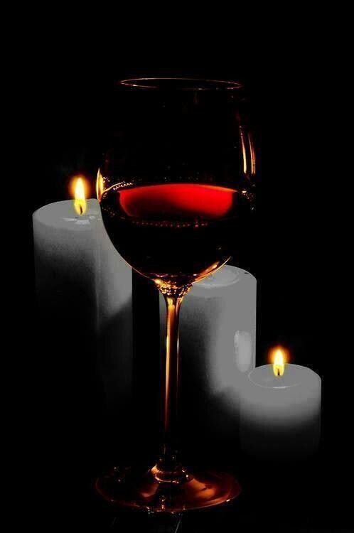 Time for a glass of wine...