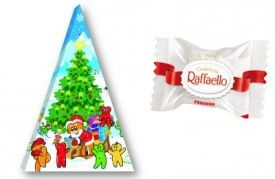 Premium Maxi Adventskalender mit Raffaello