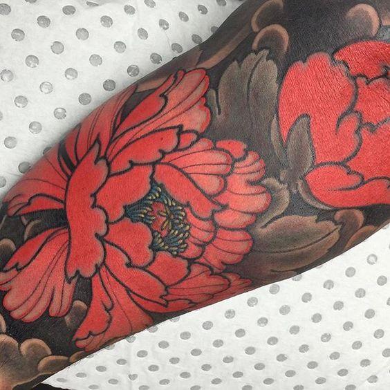 Alexander rusty tattoo