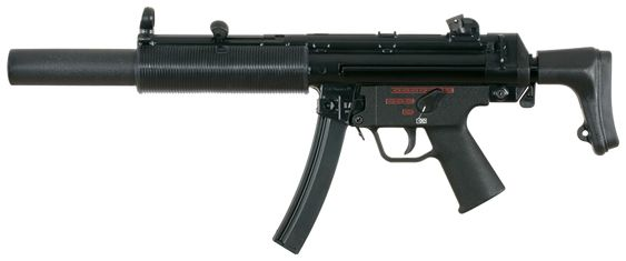 Heckler & Koch :: Product Overview | MP5SD Find our speedloader now! http://www.amazon.com/shops/raeind