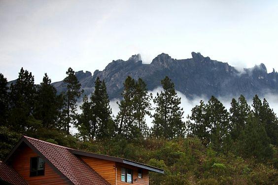 #Mt.Kinabalu Lodges