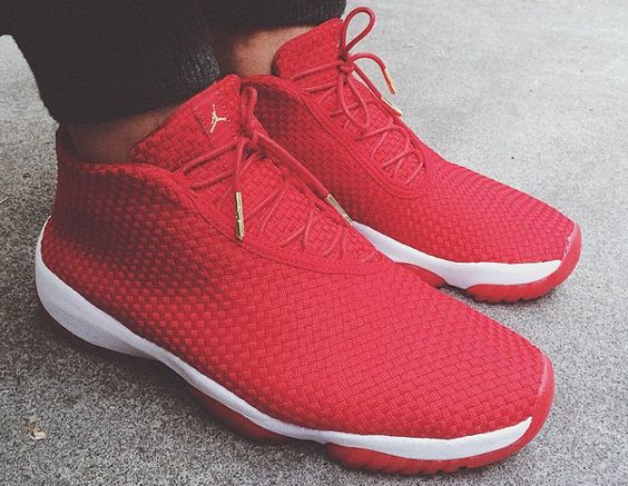 Air Jordan Future Gym Red