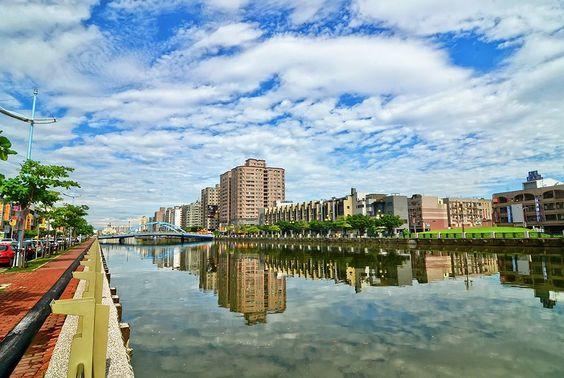 Anping Canal. Tainan #Taiwan 台南 安平運河