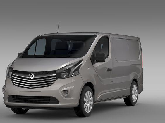 Vauxhall Vivaro Van Biturbo 2015 Vauxhall Opel Multivan