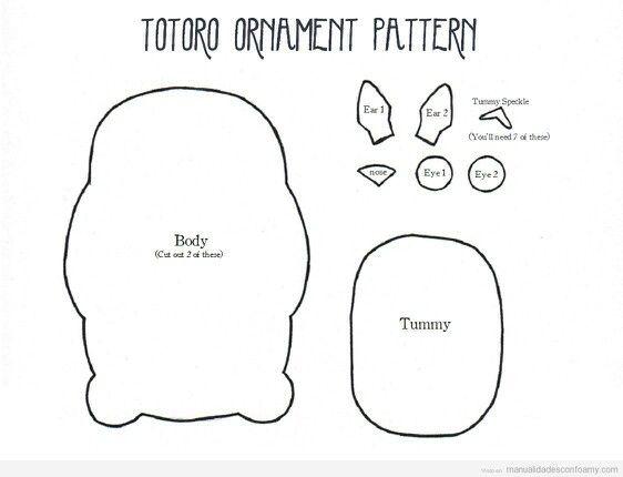 Plantilla Totoro.