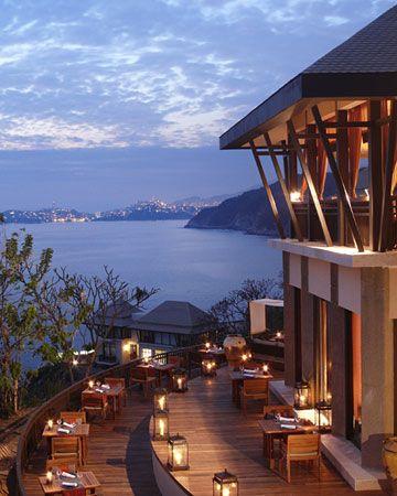 Banyan Tree Cabo Marques, Acapulco #Travel #Mexico