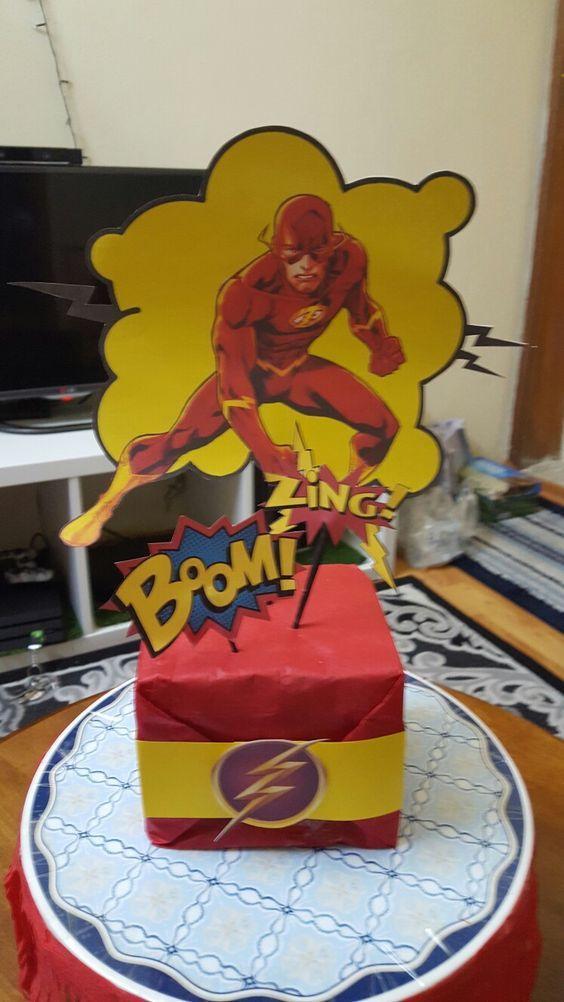 25 Mesa de dulces de flash