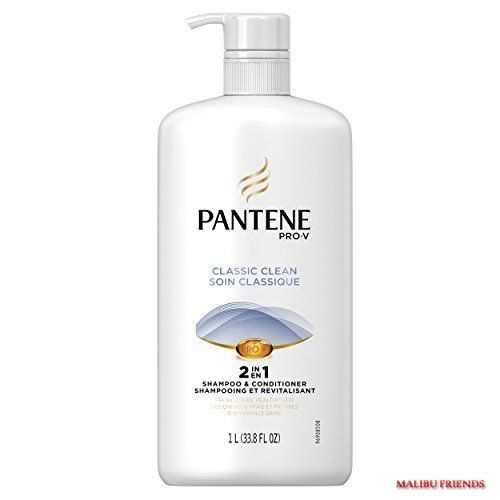 Pantene Pro V Classic Clean 2in1 Shampoo And Conditioner Save On Combined Ship #Pantene