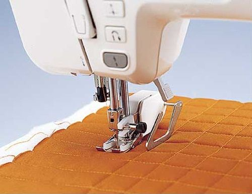 Brother Sa132 Even Feed Walking Foot Quilt Guide Brother Sewing Machines Sewing Machines Best Walking Foot Quilting