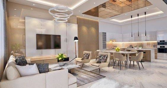 Top modern home interior design trends in 2019, the best