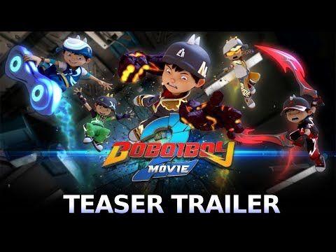 Boboiboy Movie 2 Official Teaser Trailer Youtube Boboiboy Galaxy Anime Galaxy Movie Teaser