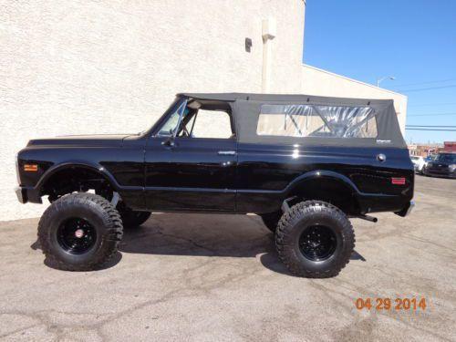 Purchase New 1970 Chevrolet K5 Blazer In Las Vegas Body Off