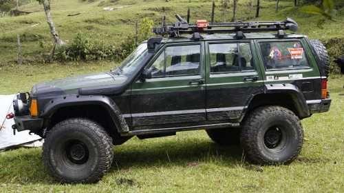 Jeep Cherokee Laredo Aut 1995 251000km 36 000 000 En Tucarro Jeep Cherokee Xj Jeep Cherokee Jeep Sport