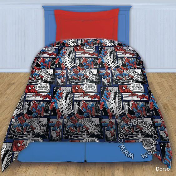#Acolchado #Premium #Spiderman #Piñata #HombreAraña #CosasDeChicos #Marvel