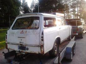 Peugeot 404LD 1966