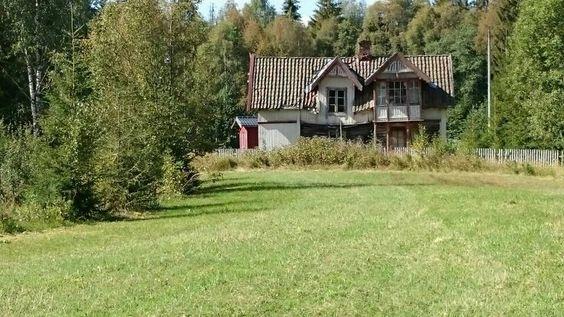 Forlatt hus i Sør-Odal Sander/Galterud Hedmark
