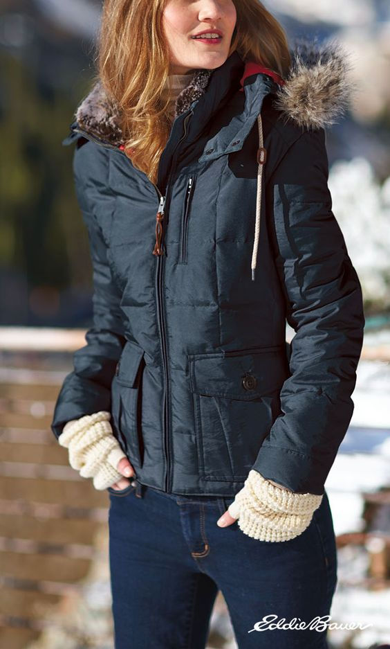 Women&39s Yukon Classic Down Jacket | Inspired by one of Eddie&39s