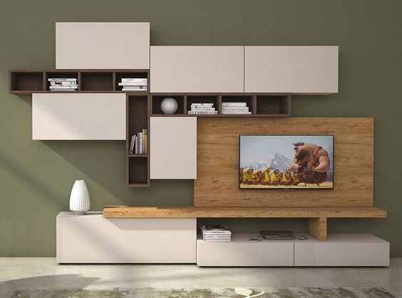 modern italian tv unit kensho out window by mobilstella 360 cm lenght at my italian living ltd furniture pinterest tv units wall mounted tv and