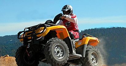 Atv atv dealers and atvs on pinterest for Yamaha four wheeler dealers