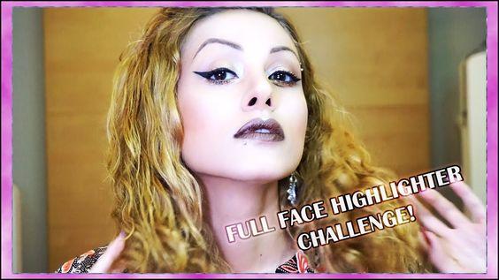 Makeup tutorial per un trucco viso e occhi con soli illuminanti! Nel canale è possibile leggere la descrizione completa con i prodotti utilizzati. Ecco il link: https://www.youtube.com/channel/UC-Li7hKMbfDaQYeNEq-H-Zg?sub_confirmation=1   #makeuptutorial #highlighter #truccoocchi #truccoilluminante #glow, #makeupchallenge #highlighterchallenge #full facehighlighters