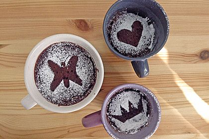 Mug Cake (Tassen -/ Mikrowellenkuchen) (Rezept mit Bild) | Chefkoch.de
