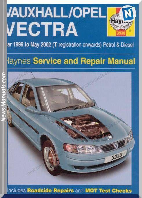 Opel Vectra B Haynes Service And Repair Manual Eng Repair Manuals Opel Vectra Repair