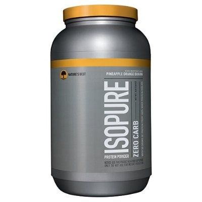 Natures Best Zero Carb Isopure Pineapple Orange Banana, 3 Lb, Container - For Sale Check more at http://shipperscentral.com/wp/product/natures-best-zero-carb-isopure-pineapple-orange-banana-3-lb-container-for-sale/