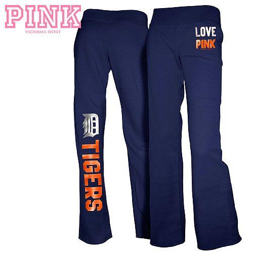 Detroit Tigers Victoria's Secret PINK® Vintage Flare Pant