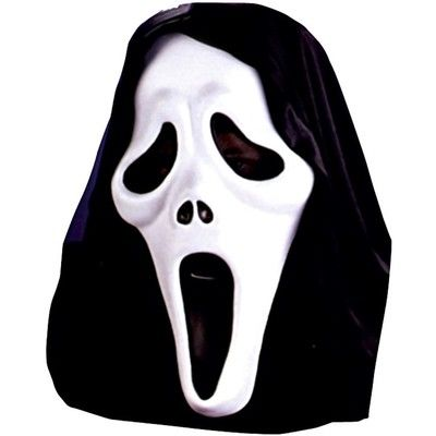 Scary Horror Halloween Ghost Monster Face Mask --FREE SHIPPING--