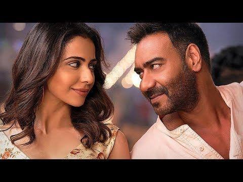 Ajay Devgn Rakul Preet Singh New Latest Hindi Romentic Love