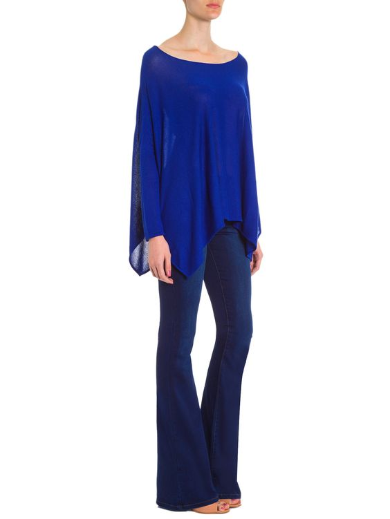 Blusa Feminina Mel - Le Lis Blanc - Azul - Shop2gether