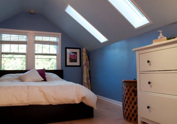 Bedroom skylights home inspiration pinterest for Bedroom skylight