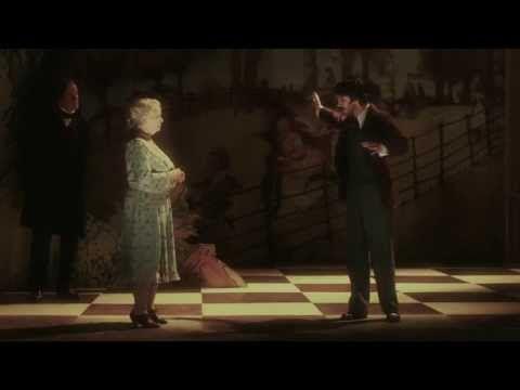 """Peter and Alice"" Noel Coward Theatre London. Ben Whishaw and Judi Dench.Wonderful."