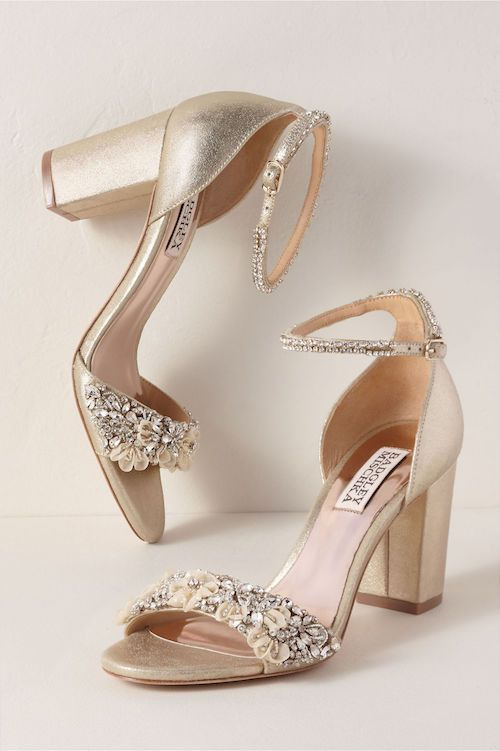 Chaussures mariage femme confortable Chaussures de mariée