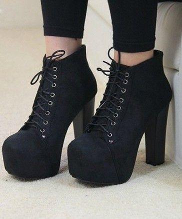 Lita Inspired de Camurça - Sapatos