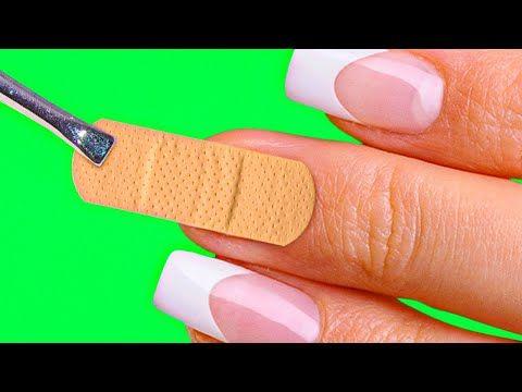 Beauty Hacks Youtube Velvet Nails Bubble Nails Gel Designs