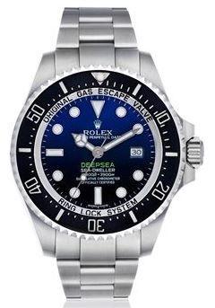 Rolex Deepsea Sea-Dweller D-Blue 'James Cameron' Ref. 116660