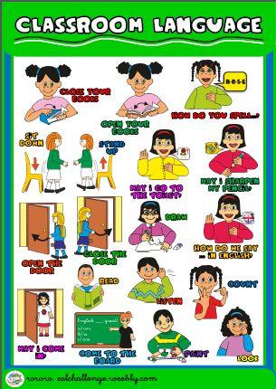 fun english games instructions