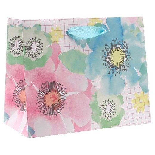 Floral Petite Gift Bag - Spritz™ : Target