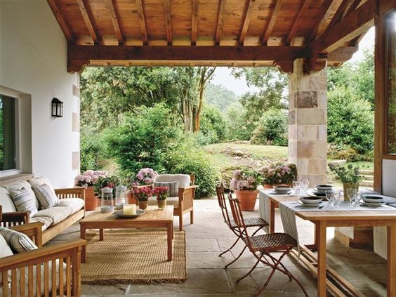 Un jardín sostenible y ecológico · ElMueble.com · Casa sana