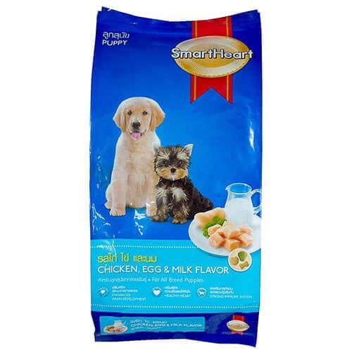 Smartheart Chicken Egg And Milk Puppy 3 Kg Dog Food Online At Best