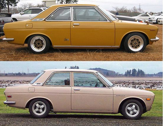 Datsun Coupe Vs Sedan Image Gallery Hcpr